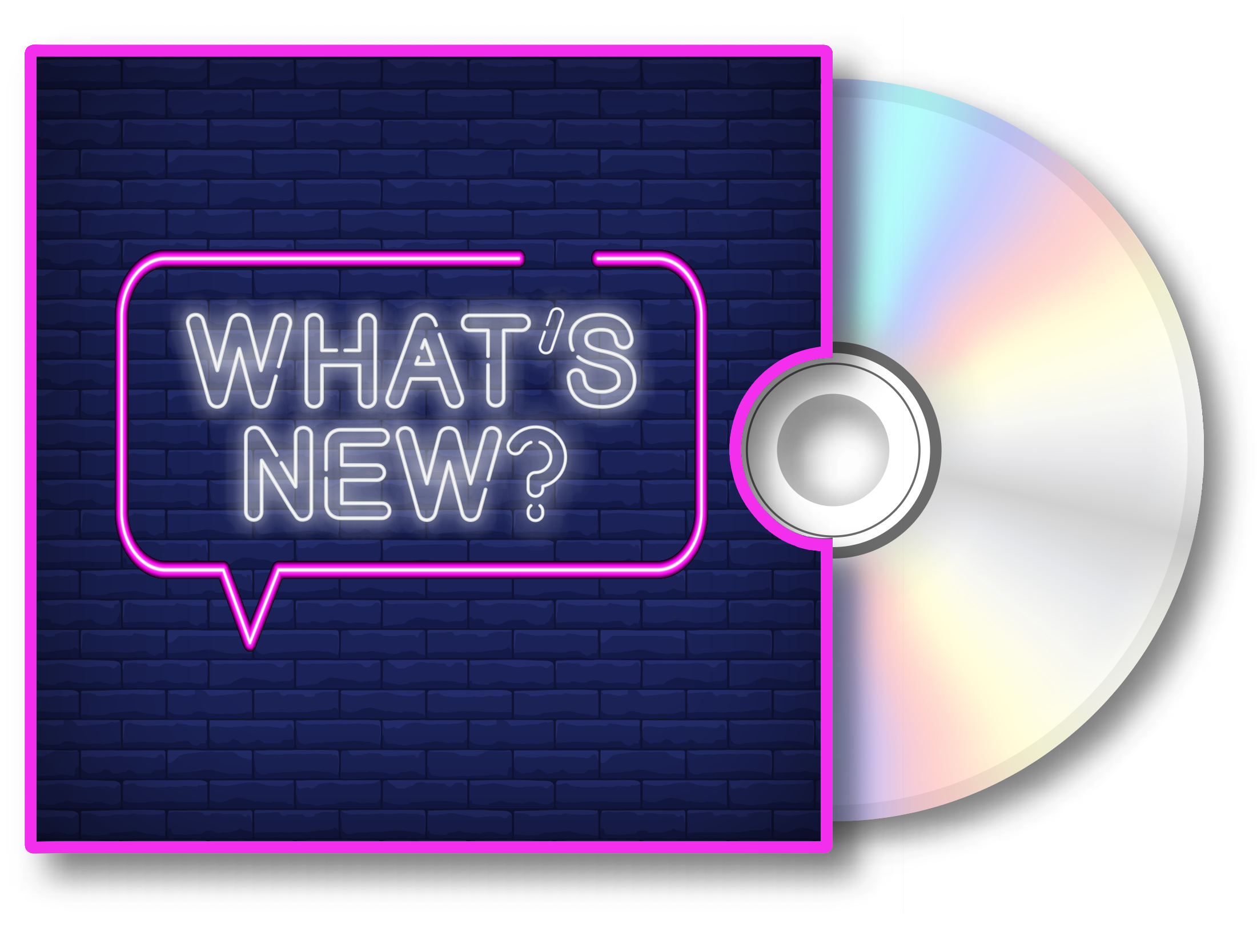 Visit the What's New audiobook Bookletter