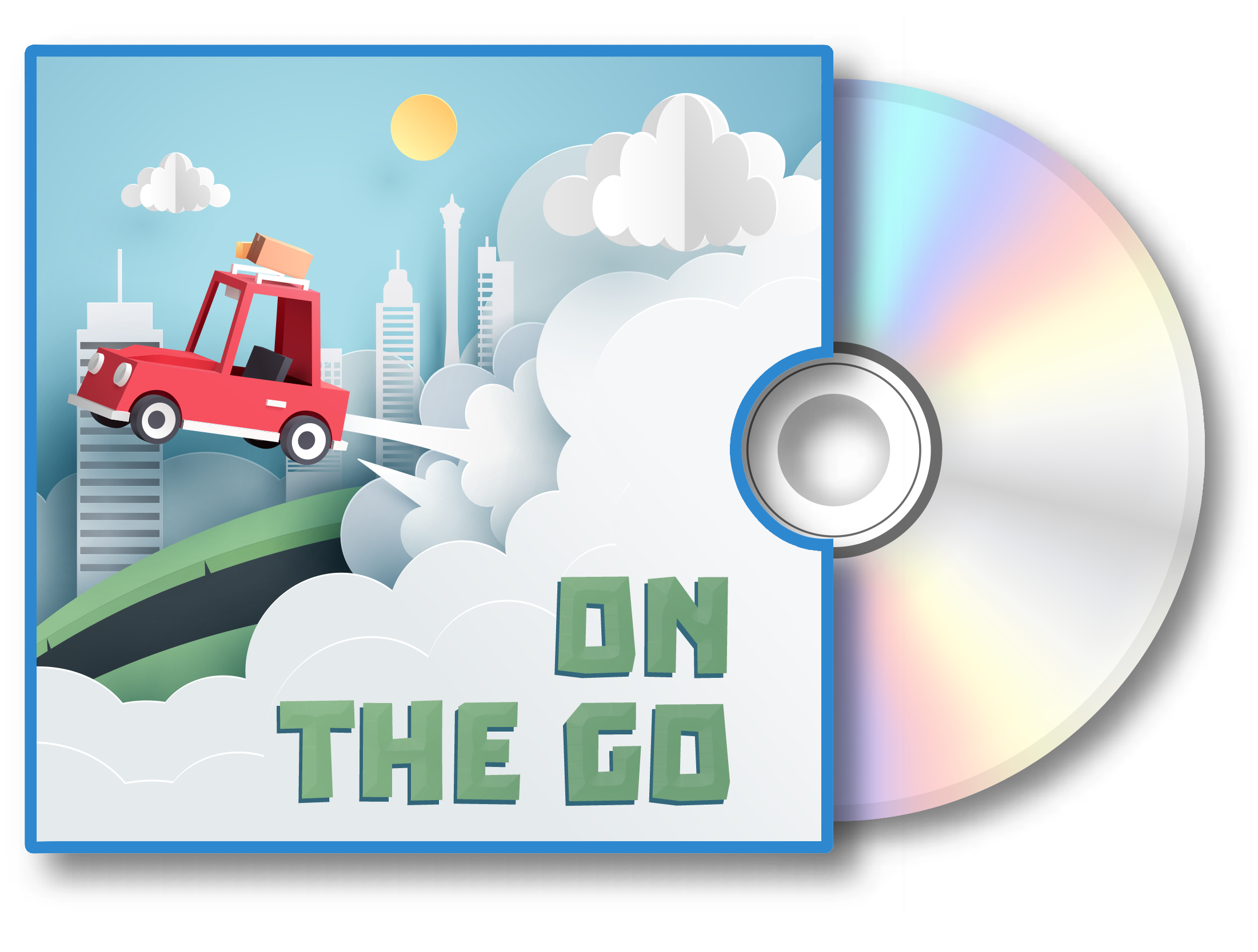 Visit the On the Go Bookletter