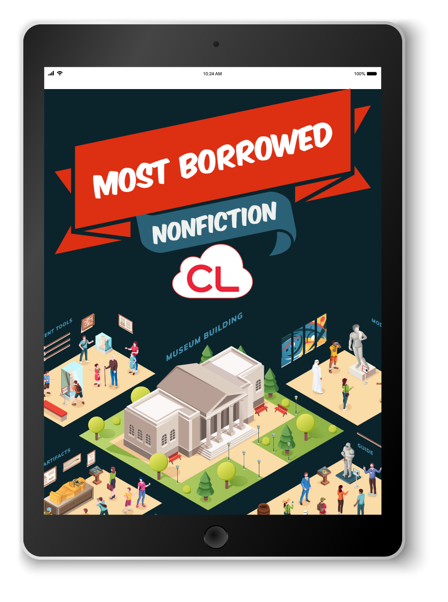 Explore our list of most borrowed nonfiction ebooks