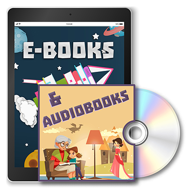 Visit our E-Books & E-Audio On the Go list