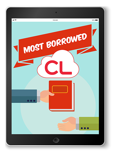 Visit our Most Borrowed cloudLibrary list