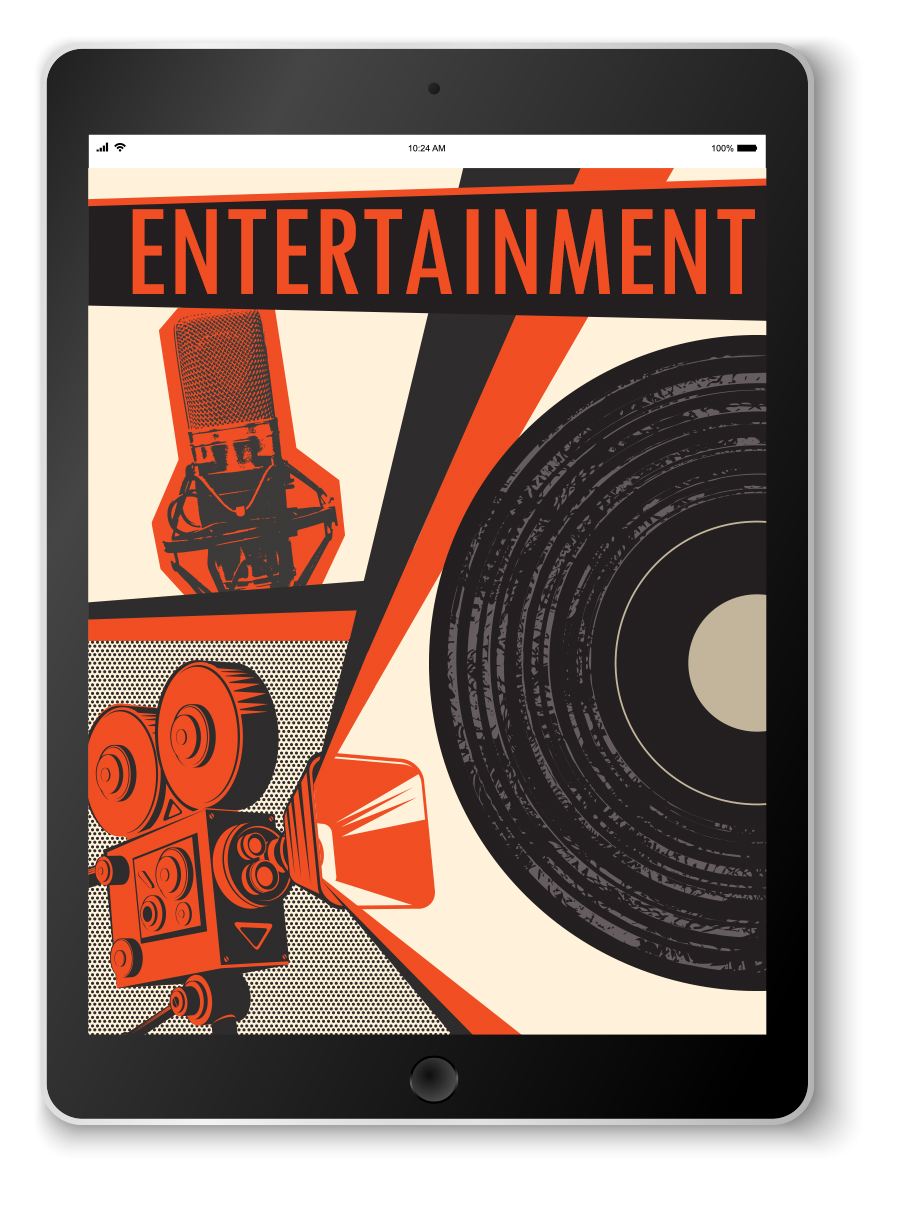 Visit our available Entertainment Magazines for download