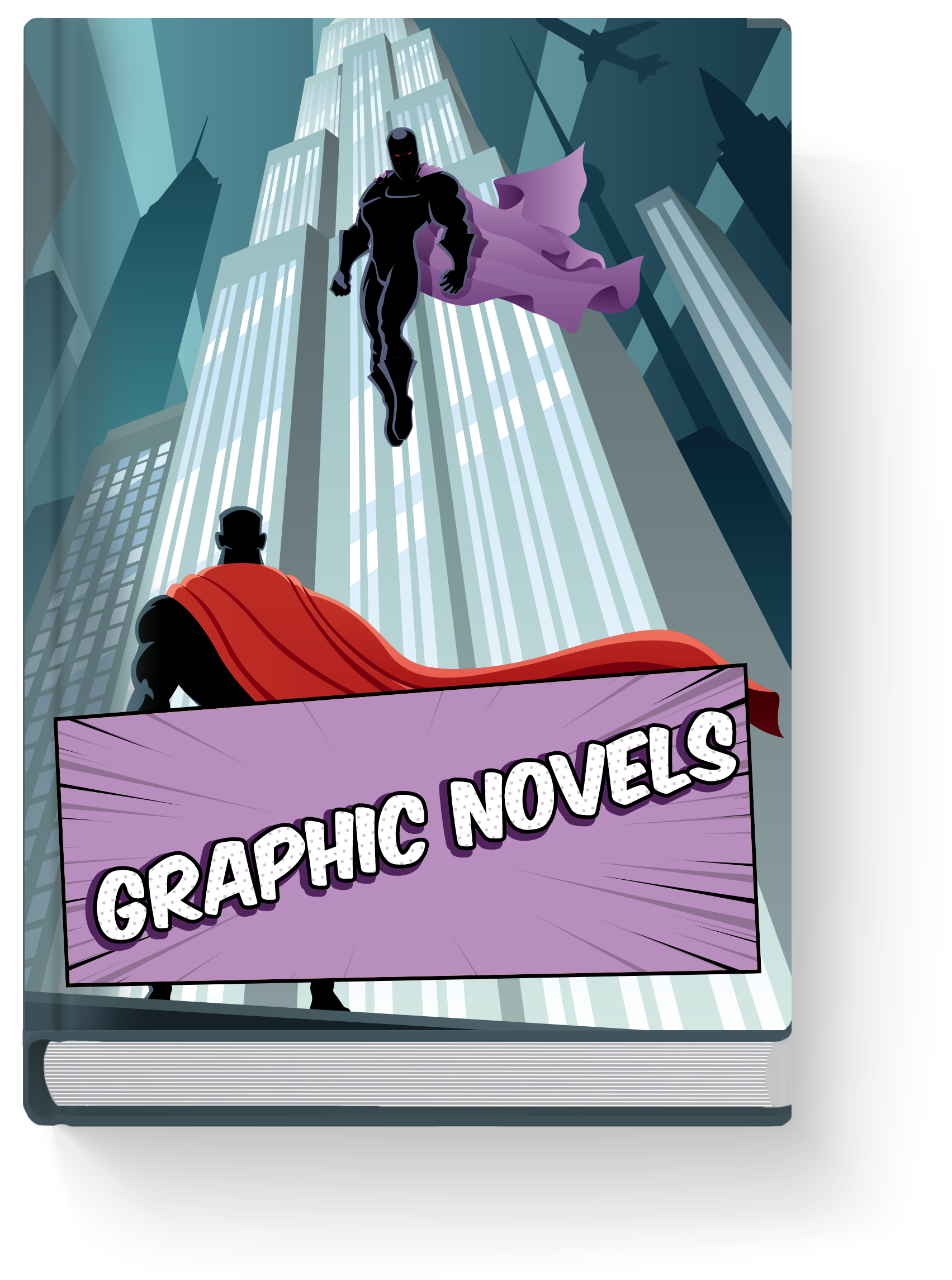 Visit Main's Graphic Novel and Comics Bookletter