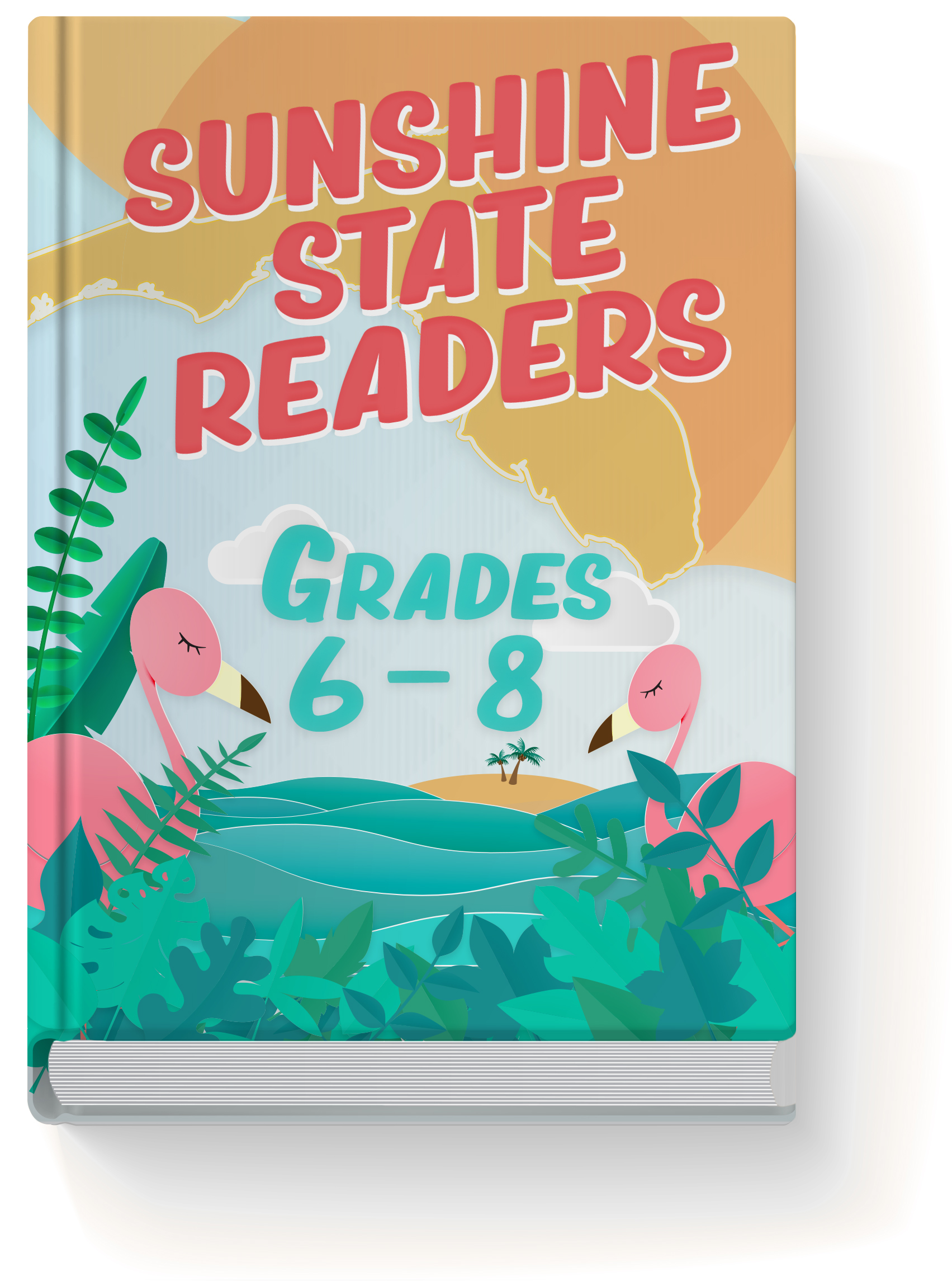Visit the 2020-2021 Sunshine State Readers for Middle School 6 - 8 list